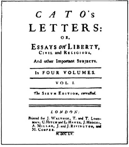 catos letters