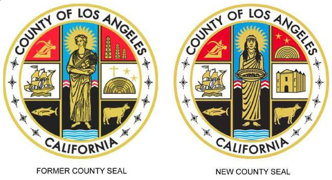Los Angeles County insignia