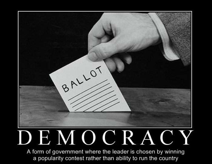 Democracy Ballot