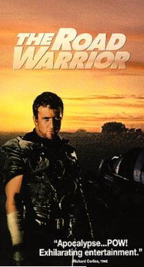 The Road Warrior DVD
