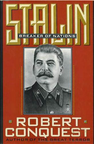 Stalin Breaker of Nations dust jacket