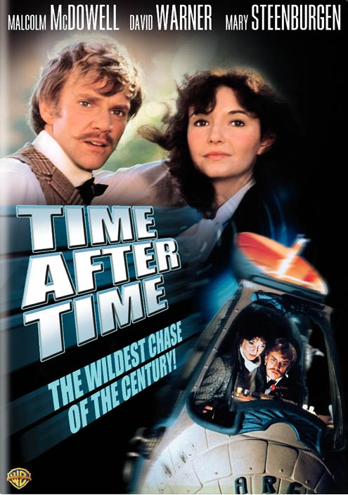 Time After Time DVD