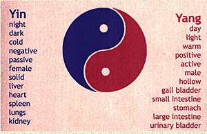 Yin Yang in Ancient Chinese Medicine