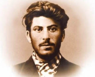 Young Joseph Stalin Handsome Lord of the Threads: T...